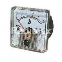 Аналогов панелен амперметър R023, 0-10 A/DC