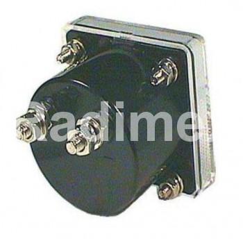 Аналогов панелен амперметър R021A, 0-20 A/DC