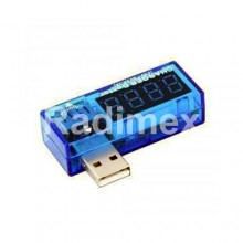 USB цифров волт/амперметър