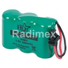 Батерия пакет 3.6V/600mAh PAN