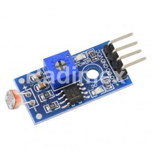 Ардуино 57 - фоторезистор