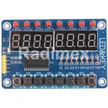 Ардуино 64 - Контролен панел TM4638