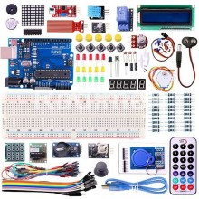 Ардуино 65 - Начален комплект за разработки UNO R3 KIT