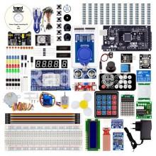 Ардуино 66 - Начален комплект за разработки UNO R3 KIT Mega2560