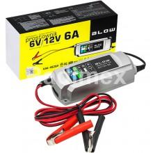 Зарядно устройство 6/12V, 6A BLOW