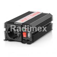 Инвертор 24-220V 300W