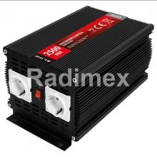 Инвертор 12-220V 2500W BLOW