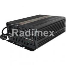 Инвертор 12-220V 2000W + Charge