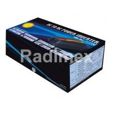 Инвертор 24-220V 600W