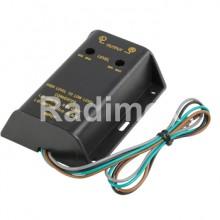 Преобразувател високо към ниско ниво на аудио сигнал AX03