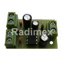 Нискочестотен усилвател 1W с LM386