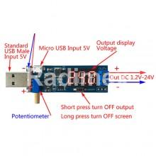 DC-DC USB модул 2A