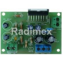 Нискочестотен усилвател 100W /TDA 7294/