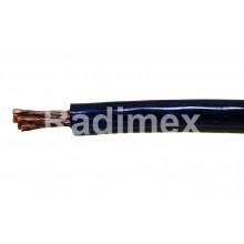 Захранващ кабел 6мм2 силиконов син