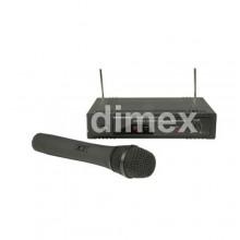 Безжичен микрофон 171.323 UHF