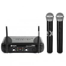 Безжичен микрофон STWM722 2CH