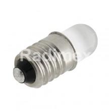 Мини светодиодна лампа 3V - бяла