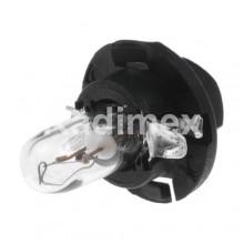 Мини лампа BX8.4D-1.2W