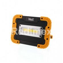 LED прожектор 10W, WELL