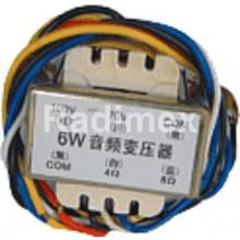 Съгласуващ трансформатор 70/100V 6W