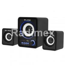 Мини звукова система MS26 2.1 BLOW