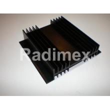 Радиатор 102 х 100 х 25