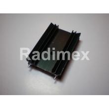 Радиатор 35 х 12 х 50