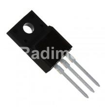 Транзистор P4NK60ZFP