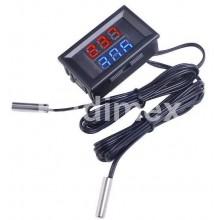 Цифров термометър T163, -50...+125°C