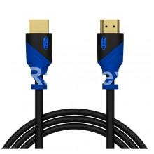 Кабел HDMI,М-HDMI,М-3.0м  4K