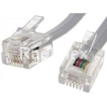 Телефонен кабел-4,00м