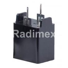 Позистор, термистор PTC 2 извода