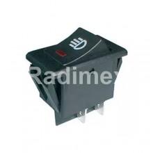 Превключвател K 43  4 пина 12VDC/35A