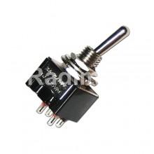 Превключвател ЦК-ключ K CK19, 250V/3A