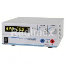 Захранващ блок 32V/20A + USB, PEAKTECH 1575