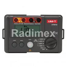 Тестер на изолационно съпротивление UT501A