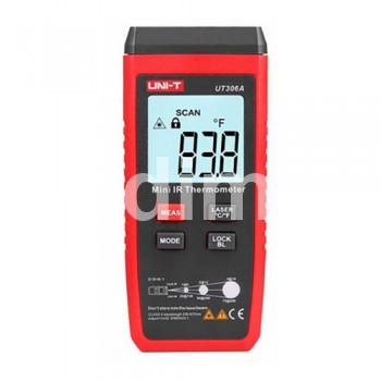 Инфрачервен термометър UT300A+, -35...+300°C