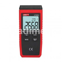Инфрачервен термометър UT320A, -50...+1300°C