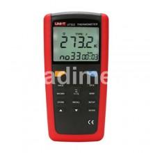 Инфрачервен термометър UT322, -200...+1372°C