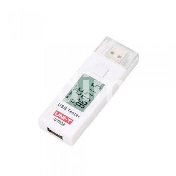USB тестер UT658
