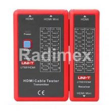HDMI тестер UT681
