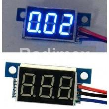 Цифров панелен волтметър, 30V DC