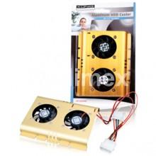 Вентилаторен охладител за твърд диск