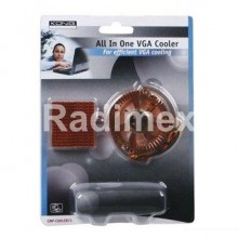 Универсален вентилатор за VGA видео карти